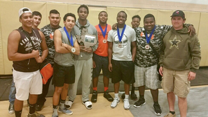Leopard Powerlifters State Bound