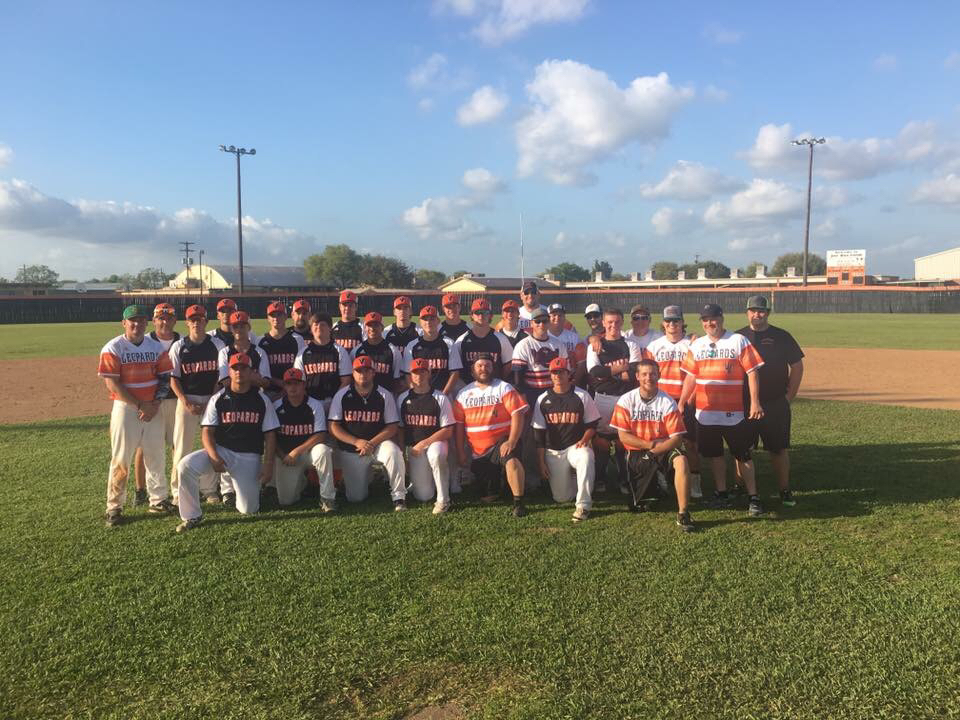 2017 Alumni Baseball Game
