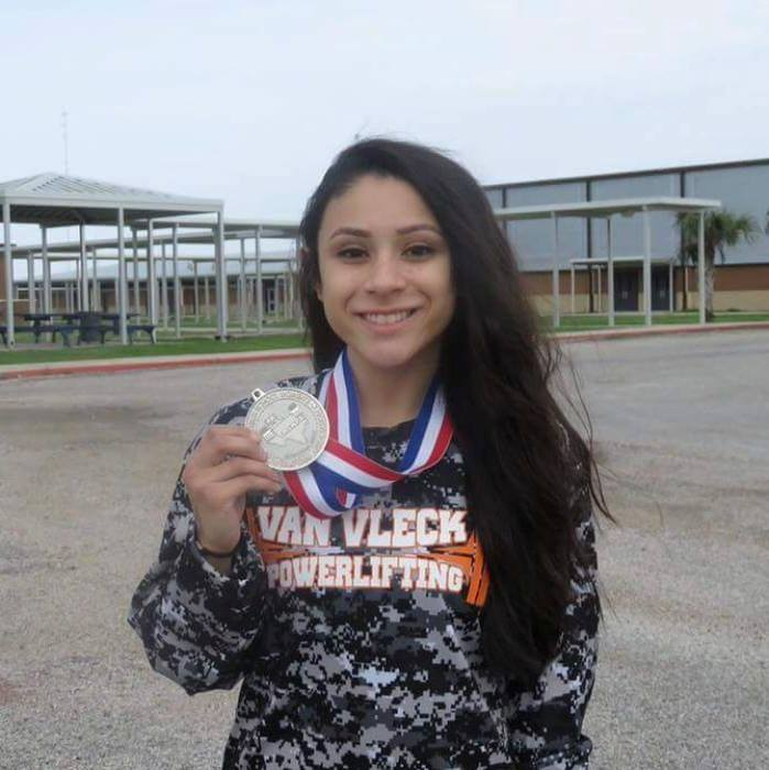 Kelsey Lopez Wins Silver Medal at State