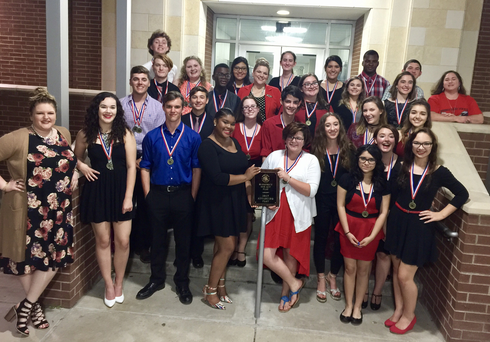 OAP Advances To Area Contest