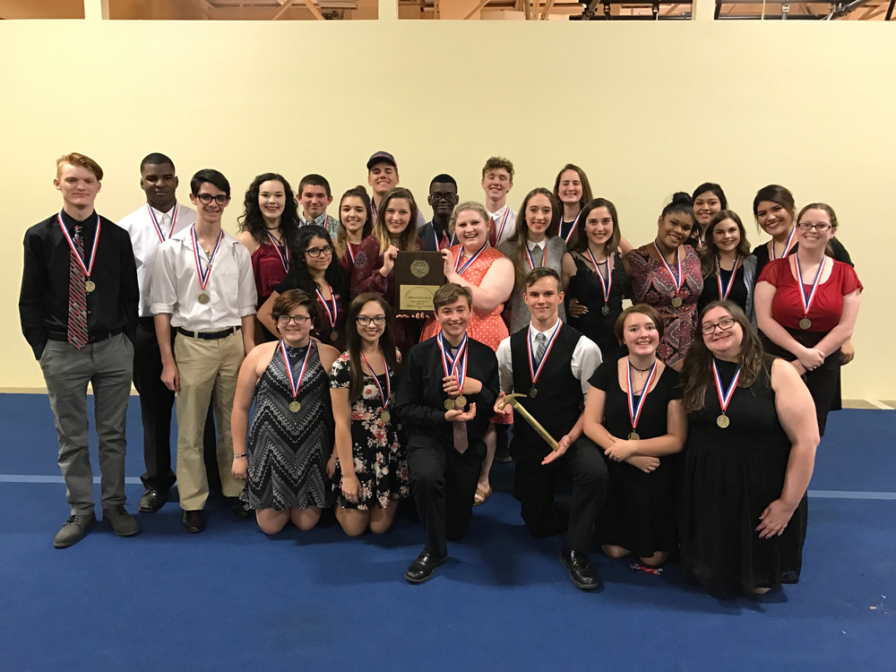 OAP & Leopard Players Advance to Regional Contest