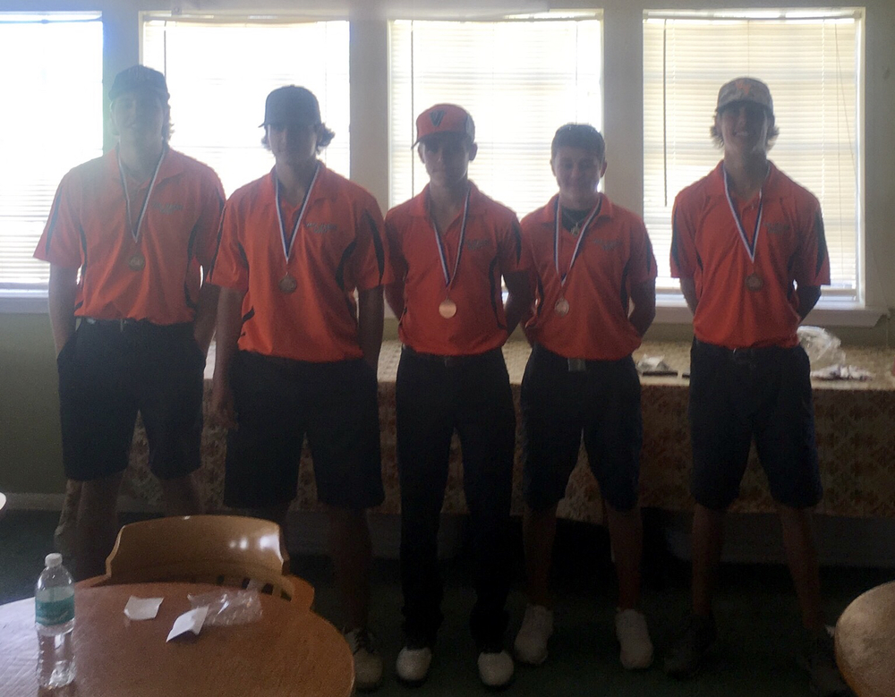3rd Place Finish For Leopard Golfers