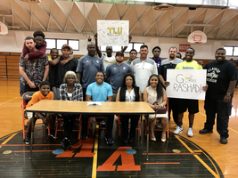 Tolbert Signs With TLU