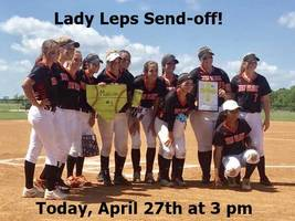 Good Luck Lady Leps