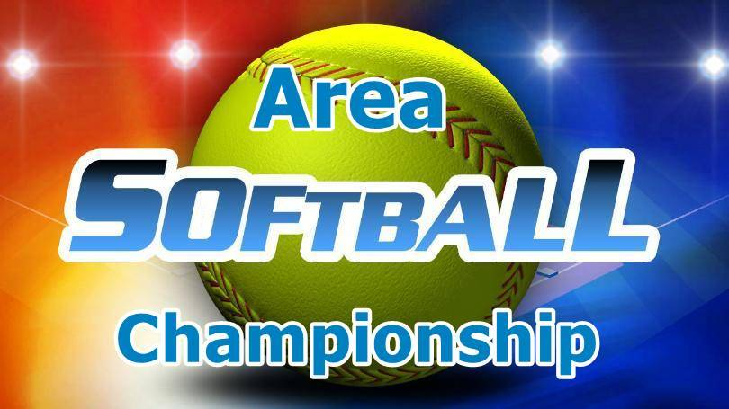 SOFTBALL AREA CHAMPIONSHIP