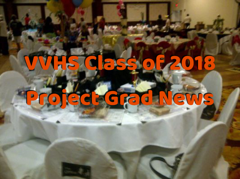Project Graduation News
