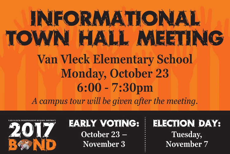 Informational Town Hall Meeting
