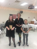 OH Herman Middle School Students & Staff Honored at VFW Banquet