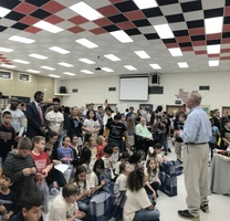 Nuclear Power Institute Sponsored Spotlight on Science Event at VVHS - Over 300 In Attendance