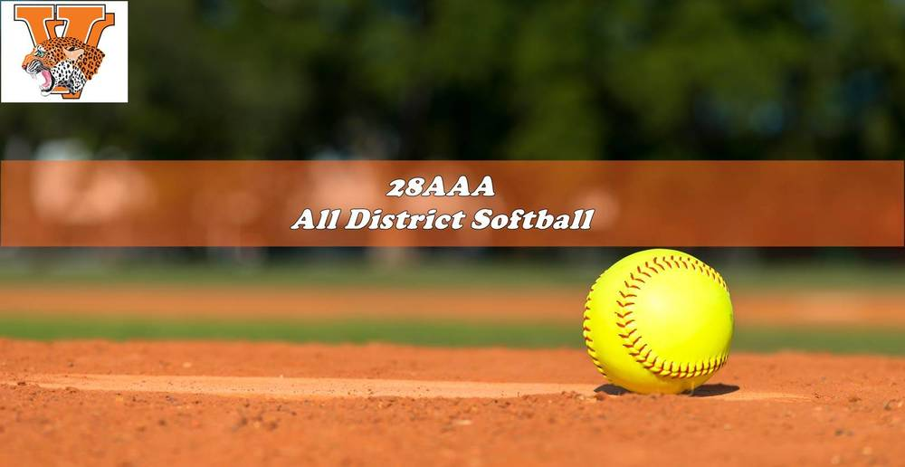 2018 All District Softball
