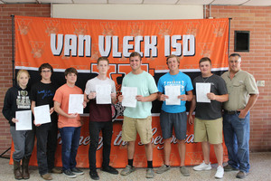 VVHS Students Obtain AWS Certification