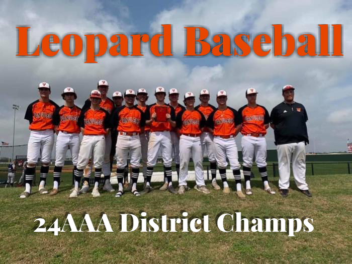Leps Clinch District Baseball Championship