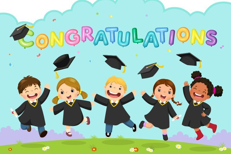 VVE Kindergarten Students Will Have An Opportunity To Shine At Our Drive-thru Graduation - Thursday May 21, 2020