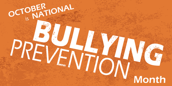 National Bullying Prevention Month & STOPit