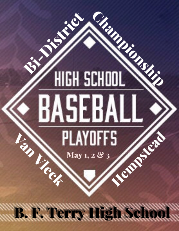 Leopard Baseball Playoff Info