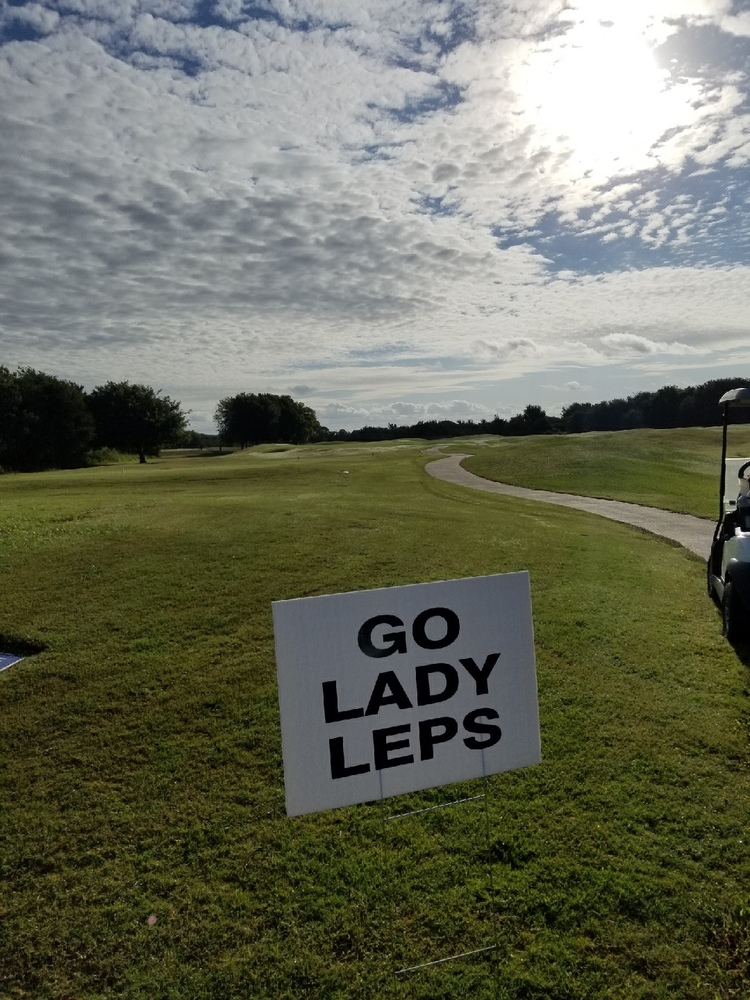 The Lady Leps Golf Tournament Receives A lot of Support