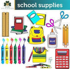 VAN VLECK ELEMENTARY PK-5 SCHOOL SUPPLIES LIST