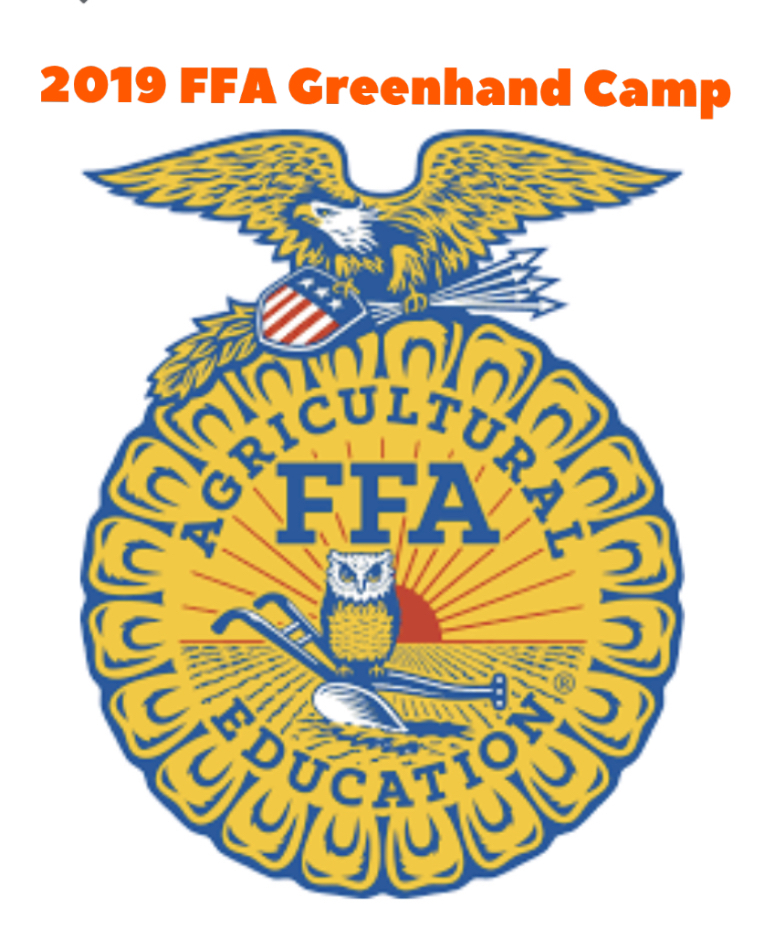 2019 VVHS FFA Greenhand Camp