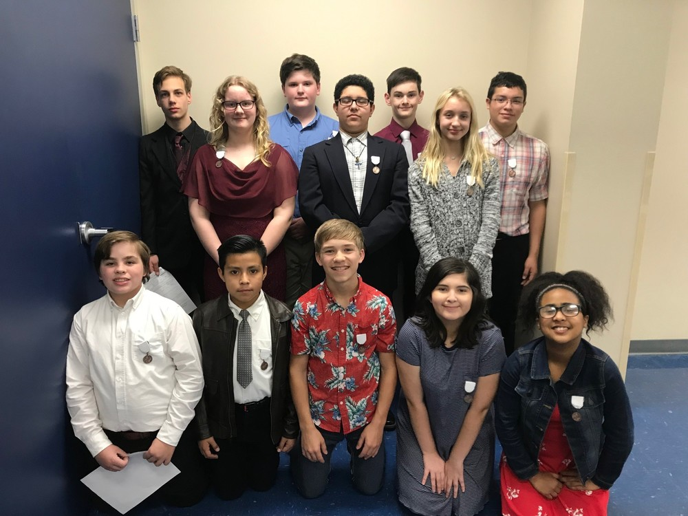 Congratulations OHHMS Solo and Ensemble!