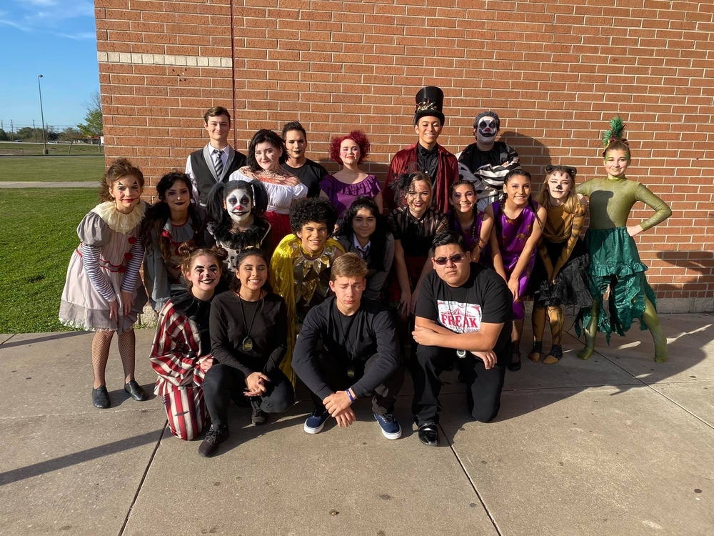 One Act Play Advances Out of District