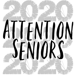 Attention VVHS Class of 2020