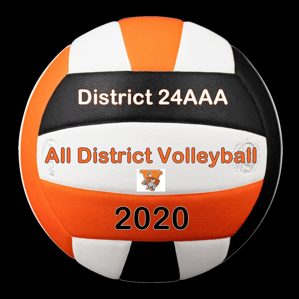 2020 ALL DISTRICT VOLLEYBALL