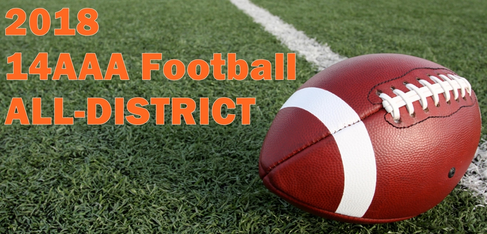2018 All District Football Team