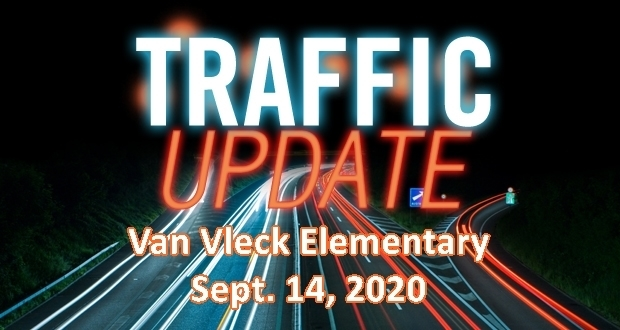 Elementary ​​​Updated Traffic Flow: 09/14/2020
