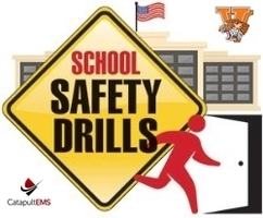 VVISD Holds District-Wide Safety Drill