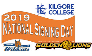 National Signing Day: A look at where VVHS athletes committed to college!