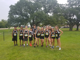 VVISD Cross Country Teams did outstanding this weekend!