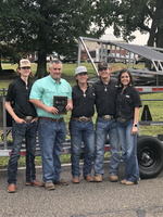 VVHS FFA Ag Mech Team Takes 2nd Place In Brenham