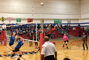 Lady Leps Volleyball Season Ends