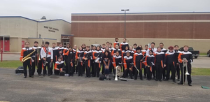 MLB Dominates UIL Concert & Sight Reading Contest