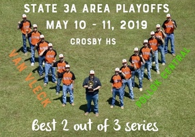 ​State 3A Baseball Area Playoff Series Info