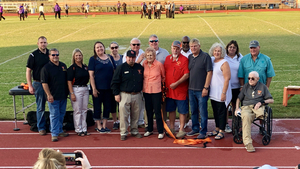 Burl McKinney Stadium Rededication