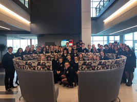 VVFFA Takes District LDE Contest By Storm