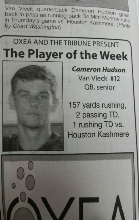 Way to Go Cam!