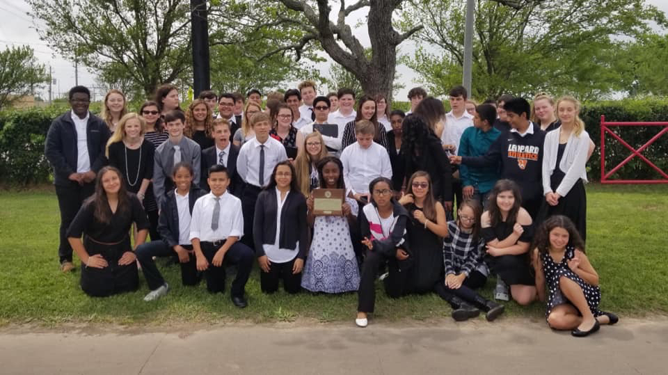 OH Herman Symphonic Band Receives Superior Ratings